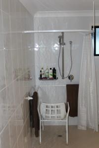 Shower - after